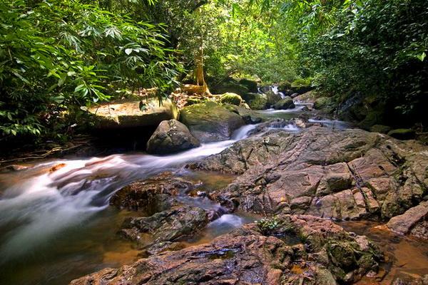 Национальный парк Khao Phra Thaeo