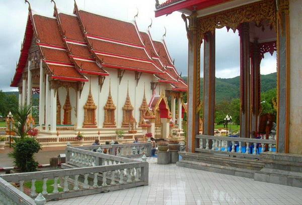 Wat Chai Tararam