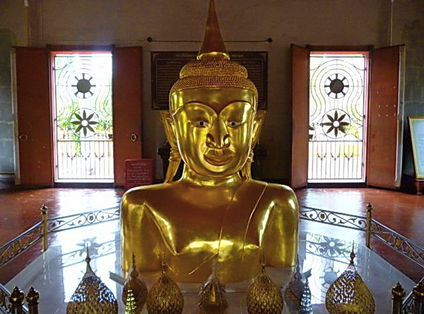 Ват Пхра Тонг (Wat Phra Thong)