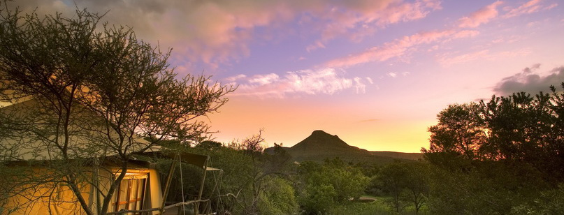 Marataba: отель на территории заповедника в ЮАР