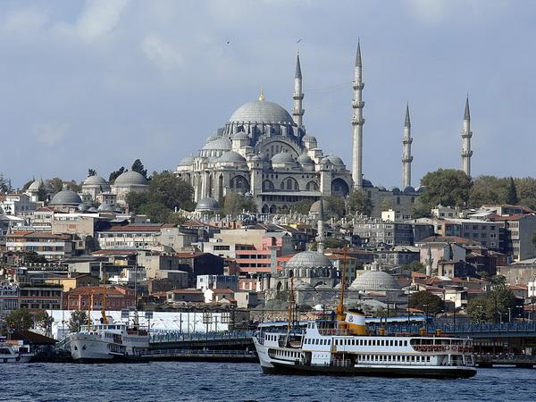 Стамбул. Достопримечательности