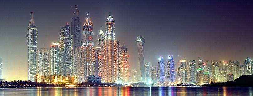 Дубай. Достопримечательности