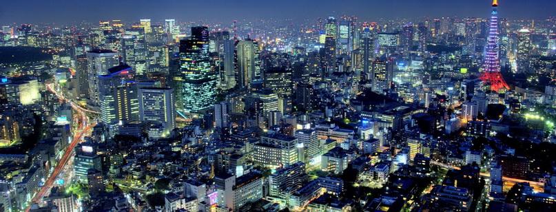 Токио: самый инновационный город в мире