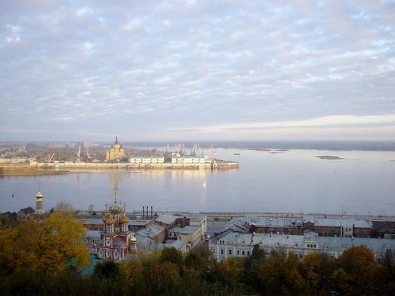 Река Волга: фото