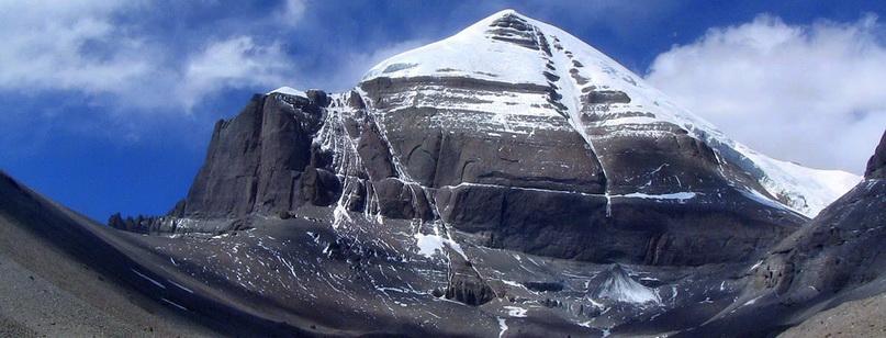 Кайлас: гора в Тибете