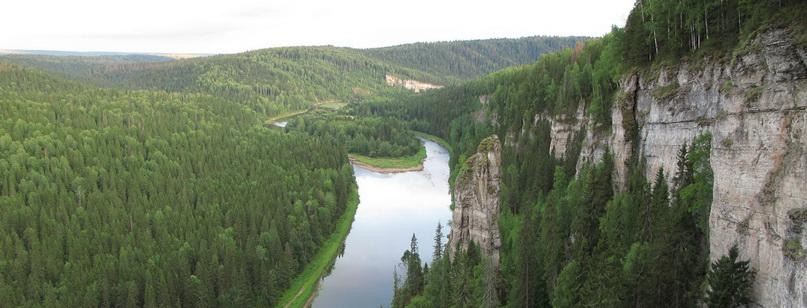 Уральские горы: фото