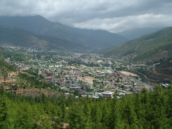 Тхимпху: столица Бутана