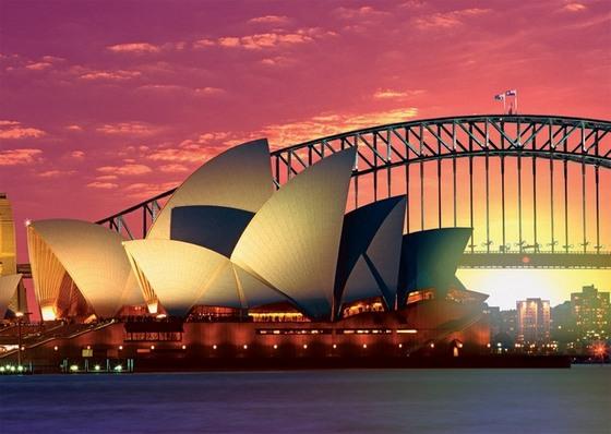 Достопримечательности Австралии. Фото