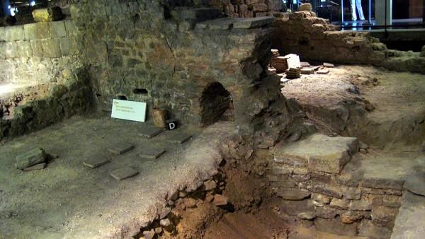 Археологическая крипта