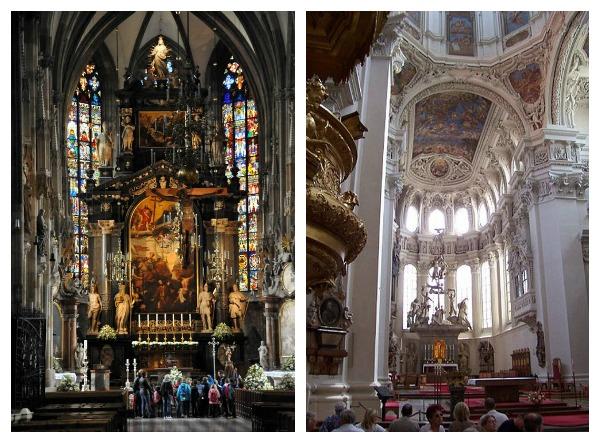 Собор Святого Стефана, Австрия