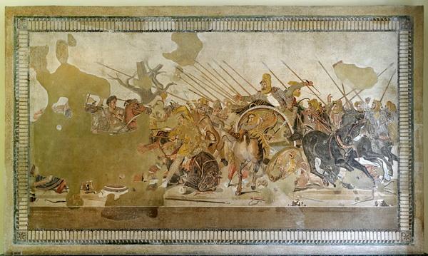 Национальный археологический музей Неаполя