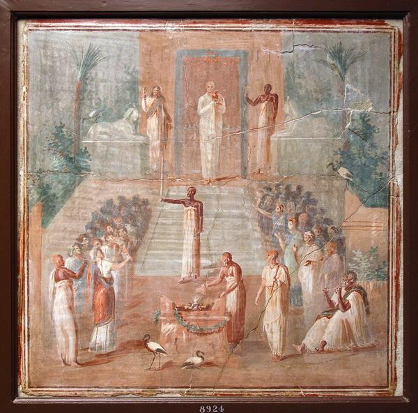 музей Неаполя