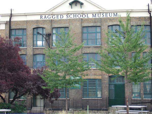 Музей в школе для бедных