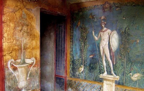 Помпеи история города