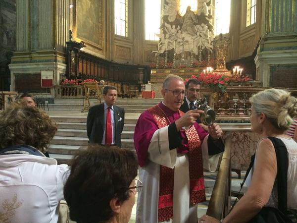 Собор Святого Януария Неаполь