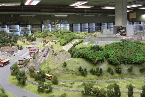 Музей игрушечных железных дорог
