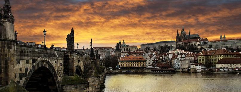 Достопримечательности Праги: фото с описанием