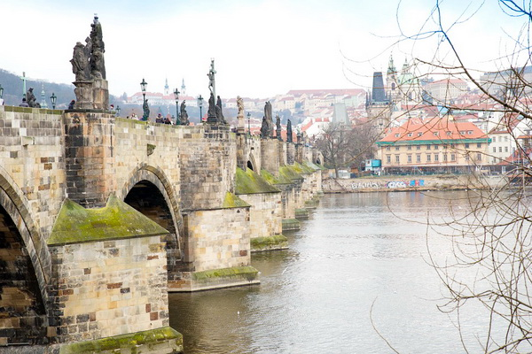 Карлов мост. Прага (фото)