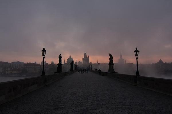 Карлов мост. Чехия