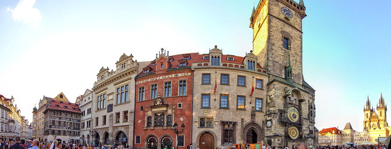 Староместская ратуша