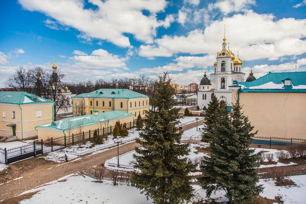 Город Дмитров: достопримечательности