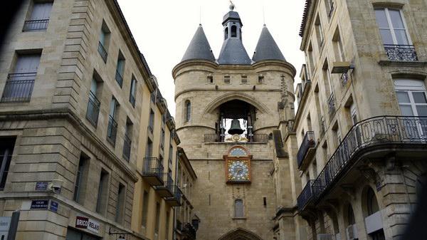Бордо (Франция): достопримечательности