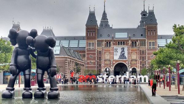 амстердам город в нидерландах достопримечательности