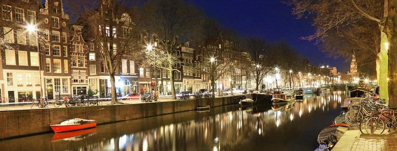 Достопримечательности Амстердама: фото и описание