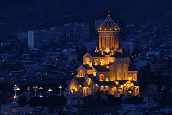 Грузия: достопримечательности страны (самые красивые)
