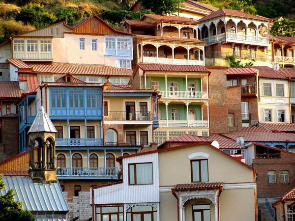достопримечательности грузии фото и описание