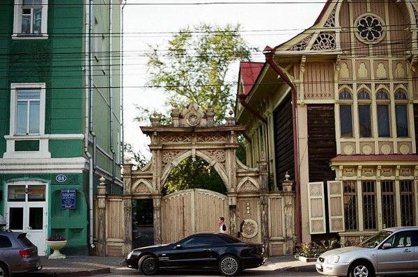 Достопримечательности Красноярска: фото с названиями и описанием