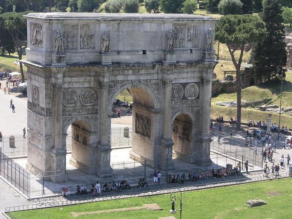 Достопримечательности Рима: фото и описание