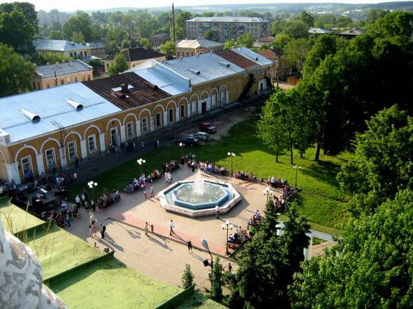 Достопримечательности Слободского Кировской области