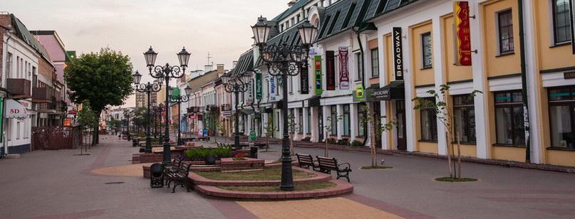 Город Брест: достопримечательности