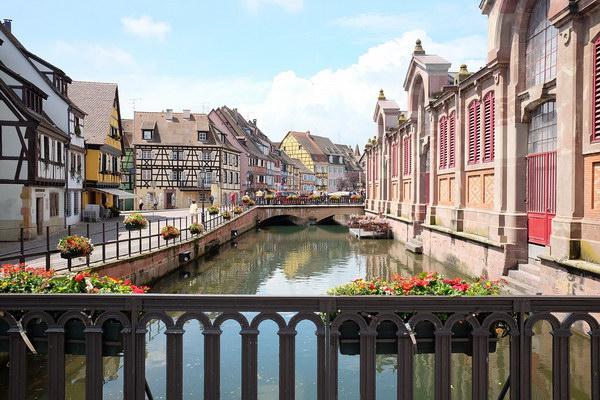Кольмар (Франция): достопримечательности