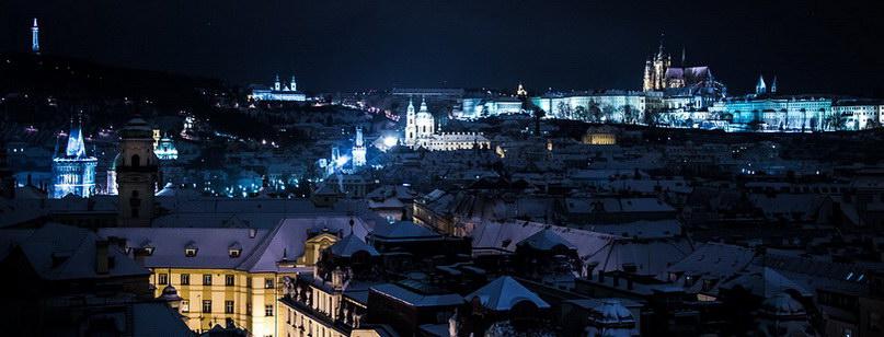 Новогодние каникулы в Праге 2017