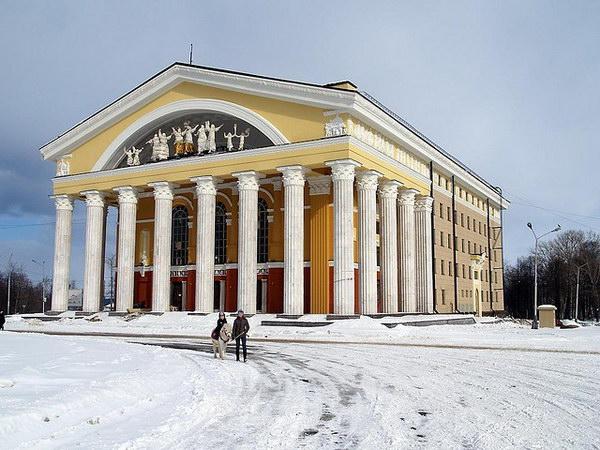 Петрозаводск: достопримечательности зимой