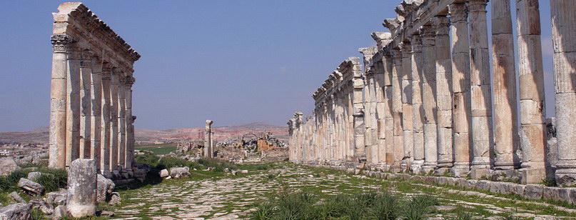 Республика Сирия: достопримечательности