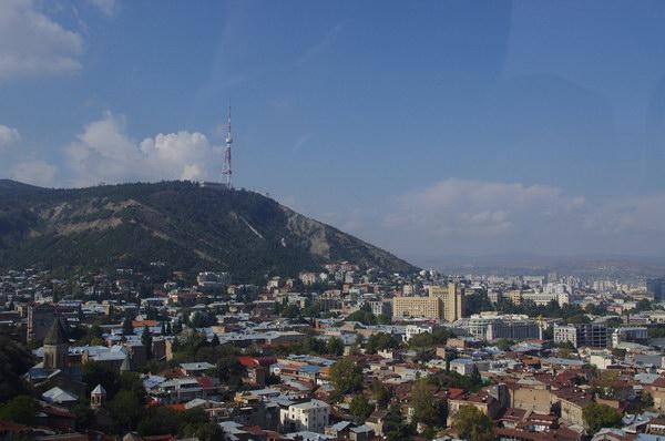 Тбилиси: достопримечательности (фото)