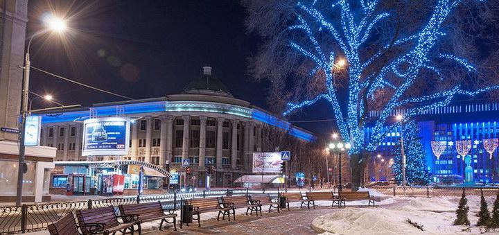 Где встретить Новый год 2017 в Украине