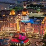Отдых в Сочи на Новый год 2017: цены (Олимпийская деревня)