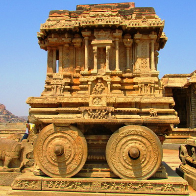 Хампи (Индия): достопримечательности