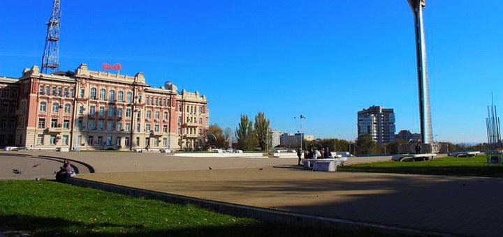 Достопримечательности Ростова-на-Дону: фото с описанием