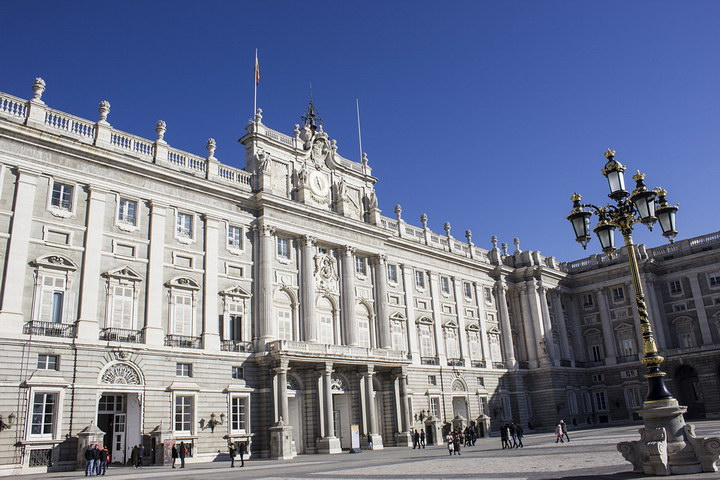 Королевство Испания: достопримечательности