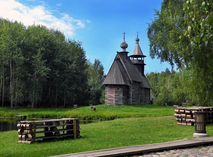 Кострома: достопримечательности, фото и описание