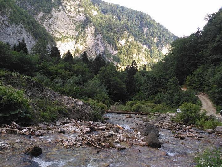 Республика Абхазия: достопримечательности