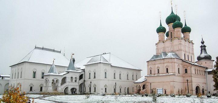 Ростов Великий: достопримечательности, фото с описанием