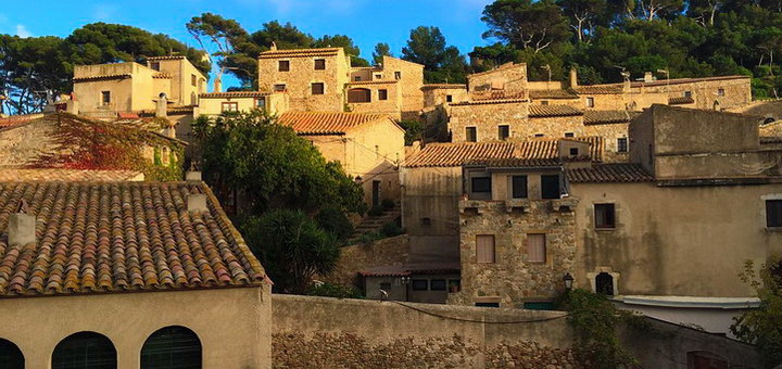 Тосса де Мар (Испания): достопримечательности