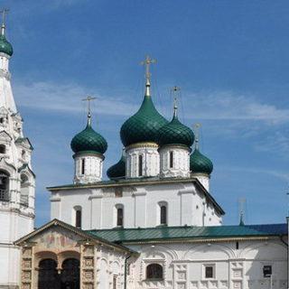 Ярославль: достопримечательности, фото с описанием