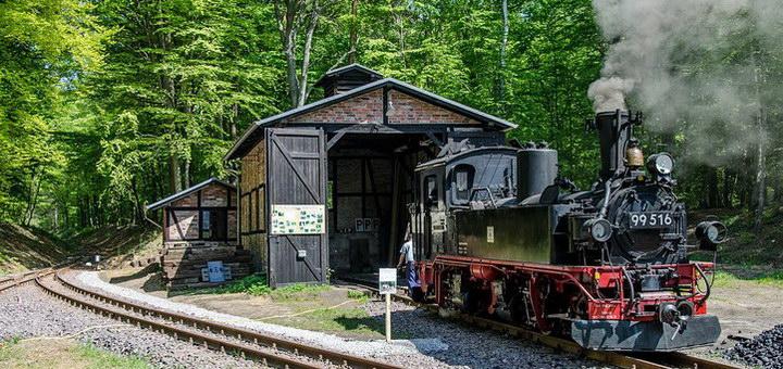 Железнодорожный музей, Переславль-Залесский